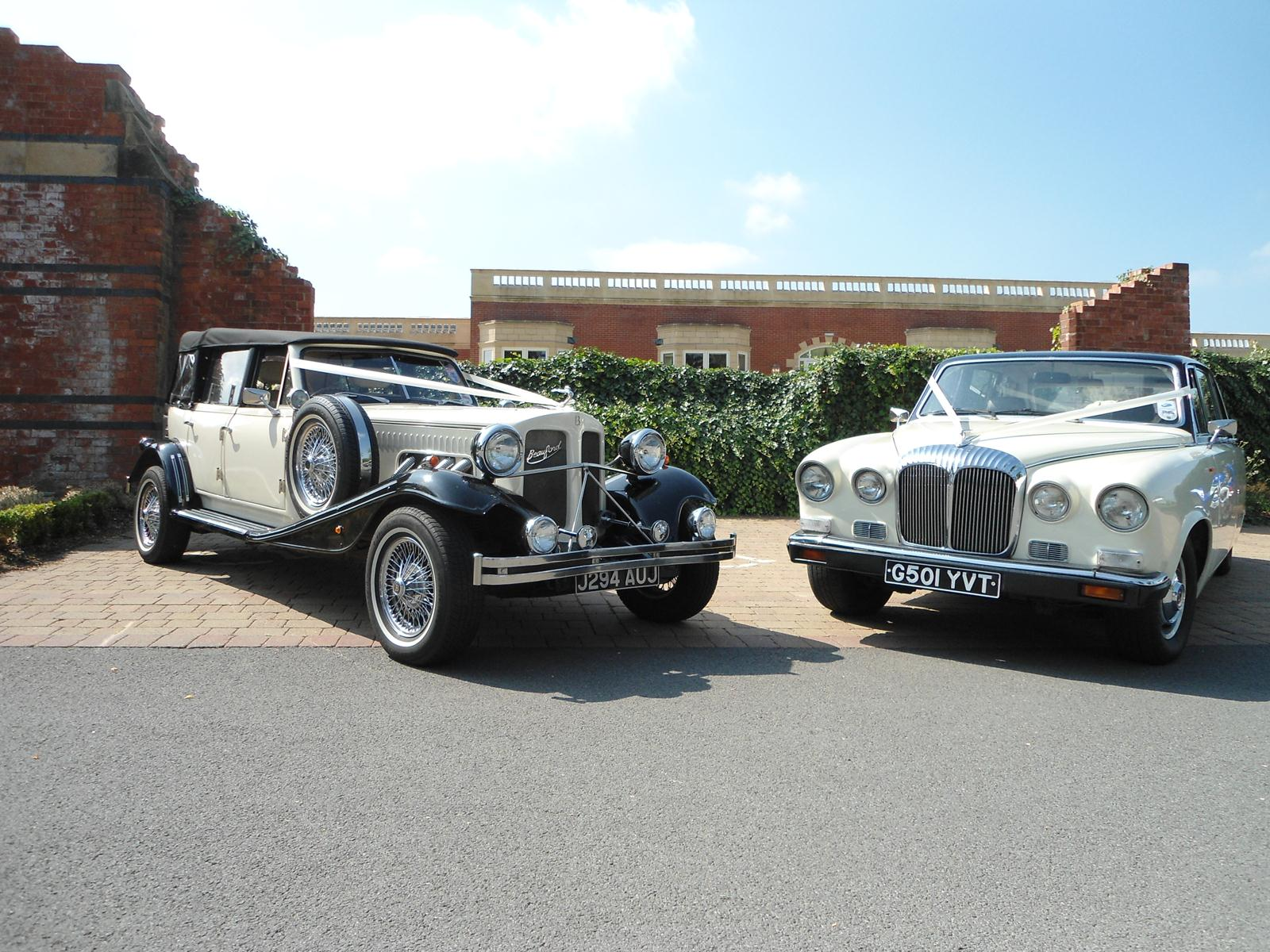 Beauford 1 and Damiler Rockliffe